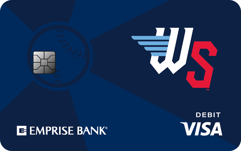 Wind Surge Debit Card