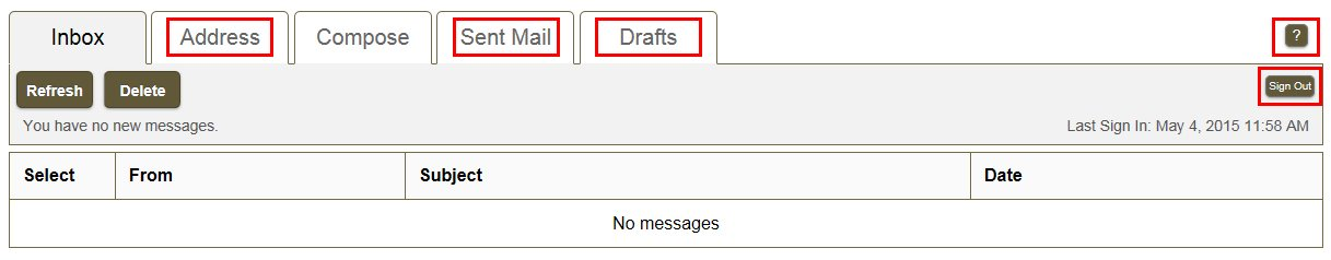 Secure Email Step 12