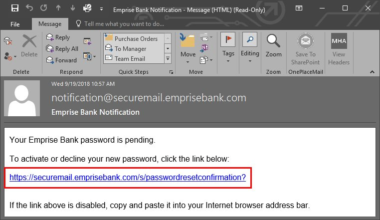 Secure Email Step 4